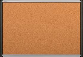 Tablica korkowa w ramie VITO 90×120 cm