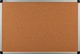 Tablica korkowa w ramie aluminiowej B2 100×150 cm