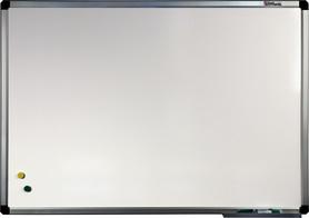 Tablica biała lakierowana w ramie aluminiowej B2 100×150 cm