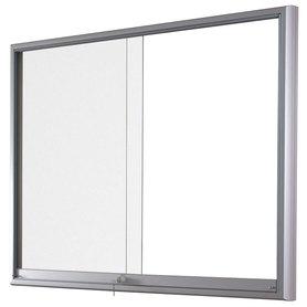 Gablota Casablanka Magnetyczna-drzwi przesuwane 106x98 (12xA4)