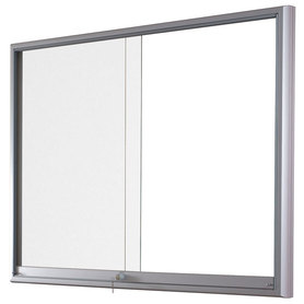 Gablota Casablanka Magnetyczna-drzwi przesuwane 106x186 (24xA4)