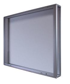 Witryna na sztandar  wys. 160 x szer. 130 x gr. 16