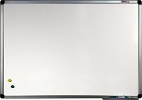 Tablica biała ceramiczna w ramie aluminiowej B2 90x120 cm