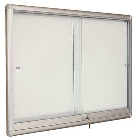 Gablota Dallas Magnetyczna-drzwi przesuwane 106x98 (12xA4)