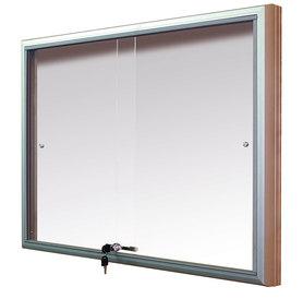 Gablota Casablanka eco Magnetyczna-drzwi przesuwane 104x164 (21xA4)