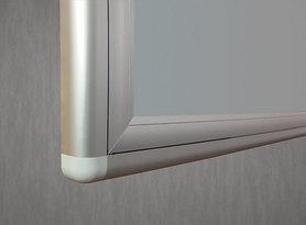 Gablota Oxford z panelem bocznym magnetycznym 107x137