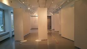 Ścianka Muzealna 130x230x5cm