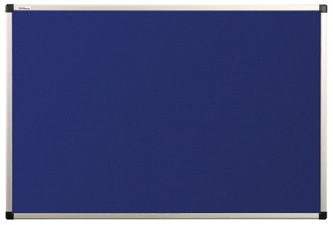 Ścianka parawanowa stacjonarna (niebieski-unijny) 120x160 cm (1)