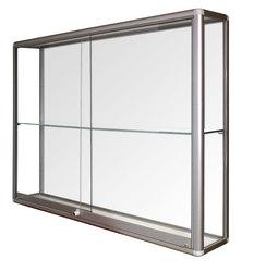 Witryna wisząca drzwi przesuwane wys. 106 x szer. 142 x gr.25