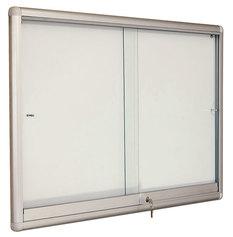 Gablota Dallas Magnetyczna-drzwi przesuwane 76x98 (8xA4)