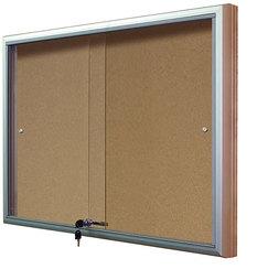 Gablota Casablanka eco korkowa-drzwi przesuwane 78x140 cm