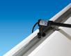 Uchwyt do mocowania reflektorków z klipsem na szynie montażowej ścianki (1)